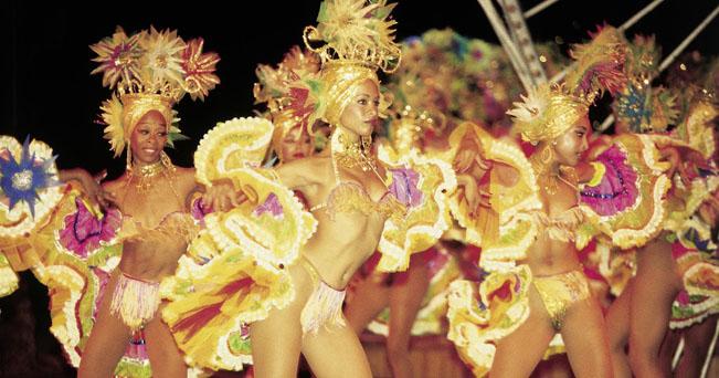 Ballo latino americano, Conga
