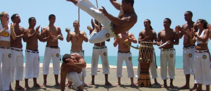 La Capoeira brasiliana