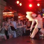 Spettacoli lap dance